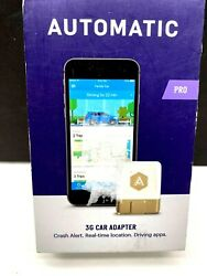 New- Automatic Aut-350c Pro Gold 3g Connected Car Adapter
