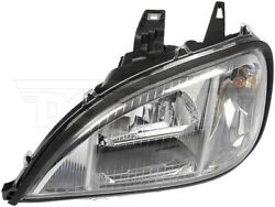 Headlight Assembly Fits Freightliner Columbia 888-5202led