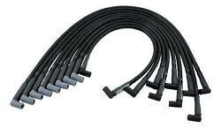 Quickcar 40-300 Kit Spark Plug Wire Set Spiral Core For Small Block Chevy