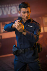 1/6 Hk Police Eod Team Bombing Expert Andy Lau Action Figure Model Doll