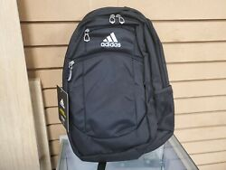 Adidas Striker 2 Team BackPack Black XL Size 5142808 Brand New with Tags $25.00