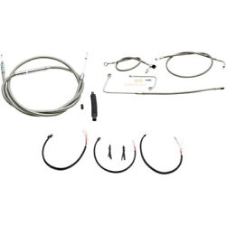 La Choppers Mini Cable Kit For And03916 - And03917 Softail | La-8151kt2b-08
