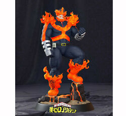My Hero Academia Rc Endeavour Collection 1/613.7inch 1/420inch Statue