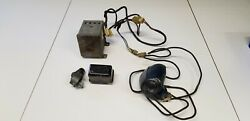 1959 Cadillac Coupe Deville 63 Guide Matic Power Headlight Control System