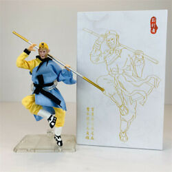 1/12 The Monkey King Journey To The West Action Figures Pvc Model 6in Boxed Set