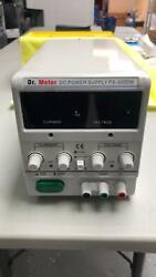 Dr.meter Dc Power Supply Ps-305dm Variable Dc Power Supply