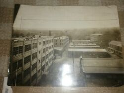 Thomas Edison New Jersey Factory Historic United States Invention Inventor Photo