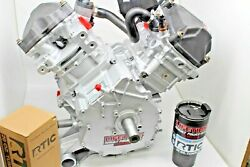 06-14 Can-am Outlander 650 Engine Motor Rebuilt Updated Chains And Tensioners