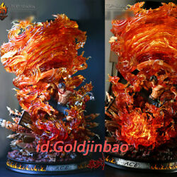Top Studio One-piece Portgas·d· Ace 1/7 Scale Resin Statue Led Light In Stock