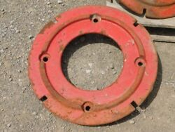 Ih Or Case Tractor Wheel Weights Part 185275 Tag 402