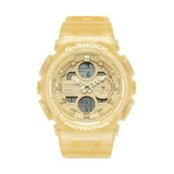 Men's Casio G-shock Gma-s140nc-7aer Jelly-g Neutral Color Fashion Summer Watch