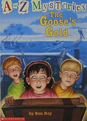 The Gooseand039s Gold A To Z Mysteries