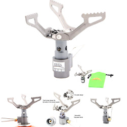 BRS 3000T Stove Ultralight Backpacking Stove Titanium Camping Stove $21.65