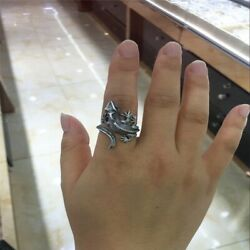 Adjustable Lizard Ring Cabrite Gecko Chameleon Anole Jewelry Free Size 1pc