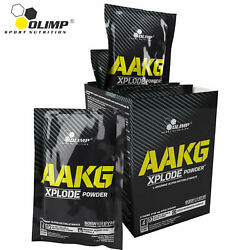 Olimp Arginine Akg Powder Nitric Oxide No Booster For Muscle Pump And Growth