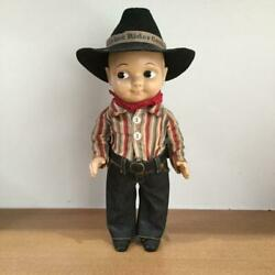 Vintage 1950's Buddy Lee Doll Figure Excellent From Tokyo Japan Ship By Fedex
