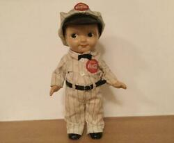 Vintage Buddy Lee Doll Figure Excellent From Tokyo Japan Ship By Fedex