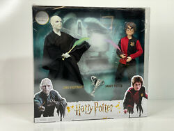 Harry Potter And Lord Voldemort 'mattel Wizarding World' Dolls - New In Box 12in