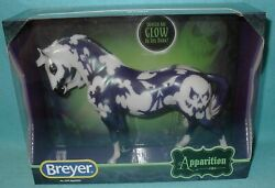BREYER TRADITIONAL quot;APPARITIONquot; SPIRIT #1878 NEW 2020 GLOWING HALLOWEEN HORSE