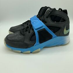 Nike Menandrsquos Air Huarache Tr Playstation Move Sz 8 Black Vivid Blue Sample Pe