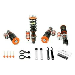 For Subaru Wrx 15-18 Coilover Kit 0.5-2.5 X 0.5-2.5 Circuit Pro Front And Rear