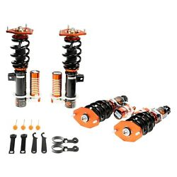 For Lexus Rc F 15-18 Coilover Kit 0.5-2.5 X 0.5-2.5 Circuit Pro Front And Rear