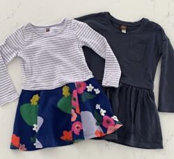 Tea Collection Dresses Size 3t One New Without Tags