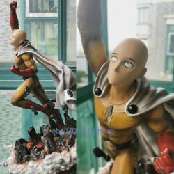 Xm Studio One Punch-man Saitama Resin Model Painted In Box In Stock Collection