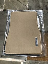 Nos 2006-2007-2008 Ford Mustang Shelby Gt Carpet Front Floor Mats - Ship Free