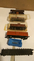 🔥 Assorted N Scale Freight Cars Mixed Lot Of 6 .. Cars -  1 🔥