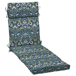 Chair Patio Cushions Outdoor Deep Seat Chaise Lounge Pad Uv Fade Resistant 21x72