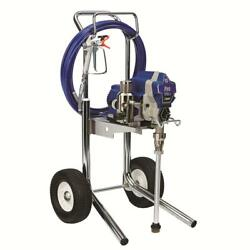 Graco 17c305 Pro 210es Airless Paint Sprayer With Proconnect Cart