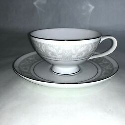 Lot Of 6 Imperial China W Dalton Whitney 5671 Cup And Saucer Beautiful Details