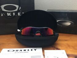 Oakley Sunglasses Radar Lock Path Black New PRIZM Road Lens Polished Celebrity $129.99