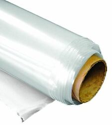 Sunview Greenhouse Plastic Clear 6 Mil, 4 Year, Polyethylene Covering Film 10 Ft