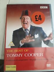 Comedy Greats: Tommy Cooper DVD 2004 Tommy Cooper cert PG $7.00