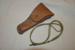 Etui / Holster Colt 1911-america Expeditionary Force Aef 1917-liberation 1944