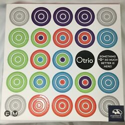 Otrio Game Marbles Brain Workshop Tic Tac Toe Critical Thinking Strategy