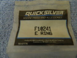 Mercury Marine Part F10241 E-ring, Force Outboards