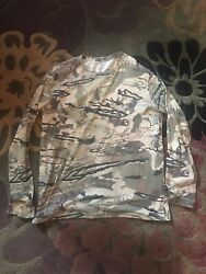 Under Armour Barren Hunting Shirts 1 Longsleeve And 3 Short Sleeve L