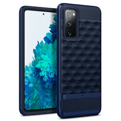 Samsung Galaxy S20 FE Case 5G Caseology Parallax Dual Layered Pattern Cover $14.99