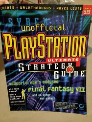 Guc Syrex Unofficial Playstation Ultimate Strategy Guide 28 Games A1