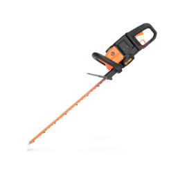 Worx Wg284 2x20v Cordless Powershare 24 Hedge Trimmer With Dual Blades