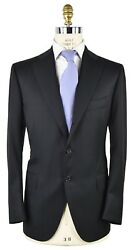 New Cesare Attolini Suit 100 Wool 160and039s Size 46 Us 56 Eu R7 18av35