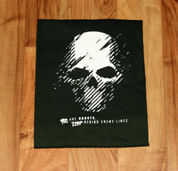 Tom Clancyand039s Ghost Recon Breakpoint Rare T-shirt Gamestop Ps4 Xbox One Ubisoft M