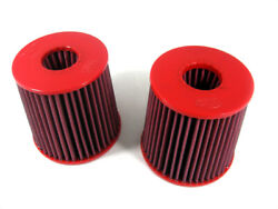 Bmc 2016 Mclaren 540 3.8l Replacement Cylindrical Air Filters Full Kit