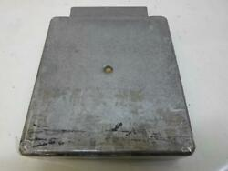 Engine Computer Programmed/flashed Mercury Cougar 1999 98bb-12a650-ape Ssd4 Oem