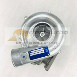 New Turbo Charger For Yanmar Marine 4jh3-dte Engine Rhb52yw 129693-18001 Mybg