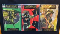 Mike Grell Green Arrow The Longbow Hunters Dc Comic Books 1-3 Mint/nm Condition