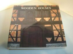 Wooden Houses By Makoto Suzuki With Intro By Norberg-schulz 1979 1st Ed.